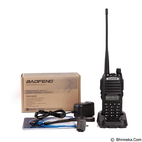 BAOFENG Dual Band Handy Talky [UV-82] (Merchant) - Handy Talky / Ht