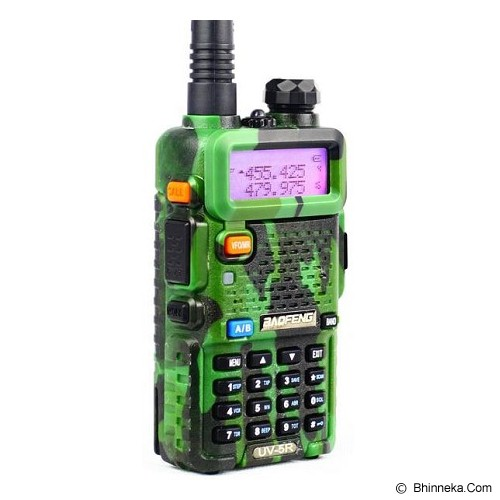 BAOFENG Handy Talky [UV-5R] - Camouflage (Merchant) - Handy Talky / HT