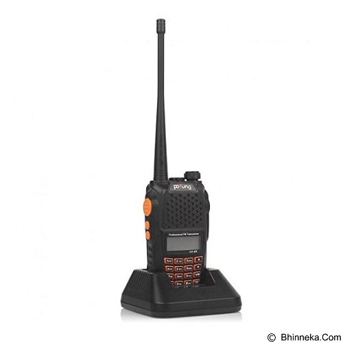 BAOFENG Radio Walkie Handy Talky Pofung Dual Band 5W [UV-6R] - Handy Talky / Ht