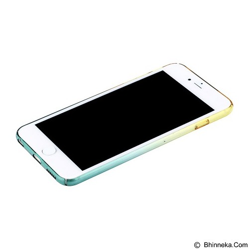 BASEUS Amber Case Apple iPhone 6/iPhone 6S - Yellow Green (Merchant) - Casing Handphone / Case
