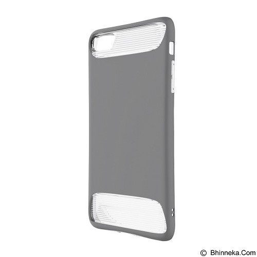 BASEUS Angel Case Apple iPhone 7 - Dark Gray (Merchant) - Casing Handphone / Case