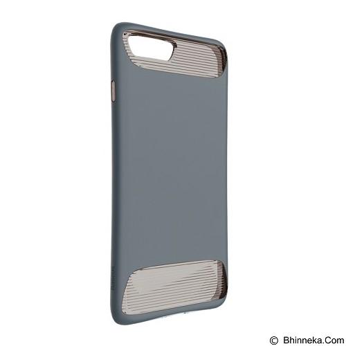BASEUS Angel Case Apple iPhone 7 Plus - Dark Gray (Merchant) - Casing Handphone / Case