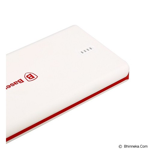 BASEUS Energyful Series 10000mAh Powerbank with Micro Cable - Red - Portable Charger / Power Bank