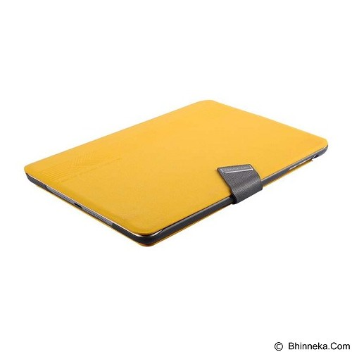 BASEUS Faith Leather Case for Apple iPad Mini 1/2/3 [LTAPMINI2-XY0Y] - Yellow - Casing Tablet / Case