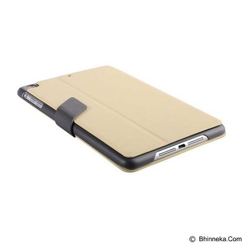 BASEUS Faith Leather Case for Apple iPad Mini 1/2/3 [LTAPMINI2-XY11] - Khaki - Casing Tablet / Case