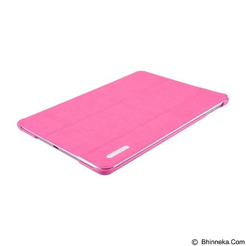 BASEUS Folio Case for Apple iPad Air [LTAPIPAD5-SL0R] - Rose - Casing Tablet / Case