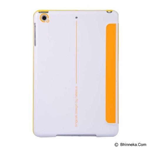 BASEUS Folio Case for Apple iPad Mini 1/2/3 [LTAPMINI2-SL0Y] - Yellow - Casing Tablet / Case