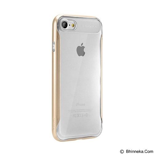 BASEUS Fusion Series Case For Apple iPhone 7 - Gold (Merchant) - Casing Handphone / Case