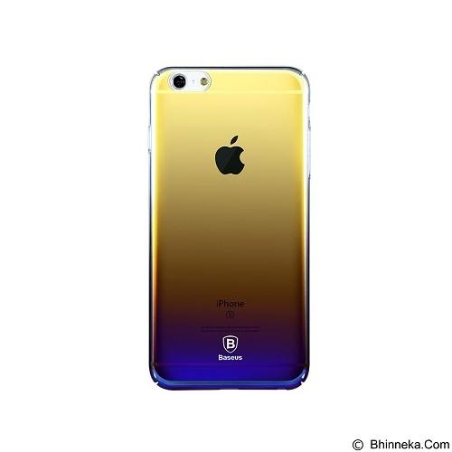 BASEUS Glaze Case iPhone 6/6s - Black (Merchant) - Casing Handphone / Case