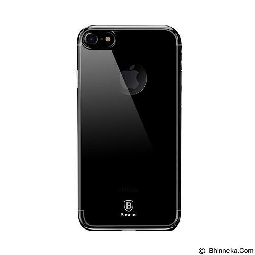 BASEUS Glitter Case for Apple iPhone 7 - Brilliant Black(Merchant) - Casing Handphone / Case