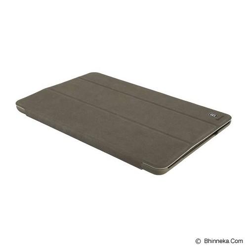 BASEUS Grace Leather Case Simplism Series for Apple iPad Mini 4 - Grey - Casing Tablet / Case