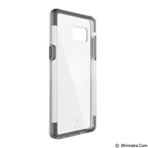 BASEUS Guards Case for Samsung Galaxy Note 7 - Gray (Merchant) - Screen Protector Handphone
