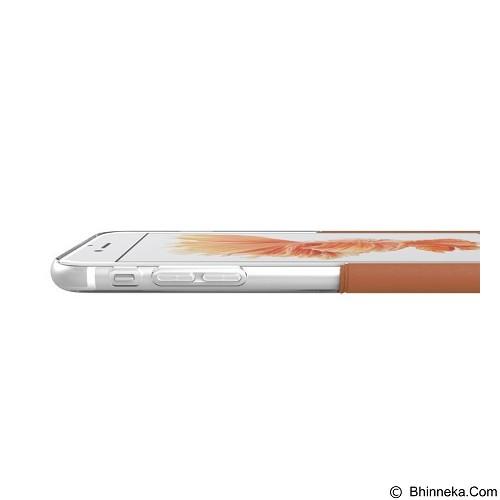 BASEUS Half to Half Case for Apple iPhone 7 Plus - Brown (Merchant) - Casing Handphone / Case
