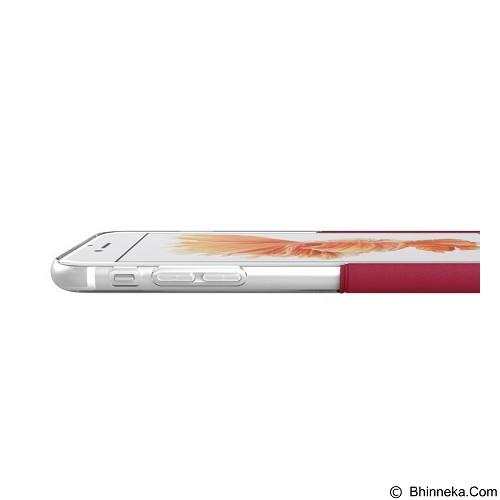 BASEUS Half to Half Case for Apple iPhone 7 - Wine Red (Merchant) - Casing Handphone / Case