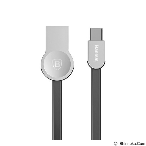 BASEUS Keyble Cable Zinc Alloy For Type C - Champagne White (Merchant) - Cable / Connector USB