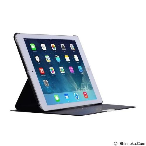 BASEUS Nappa Case Apple iPad Air [LTAPIPAD5-TS01] - Black - Casing Tablet / Case