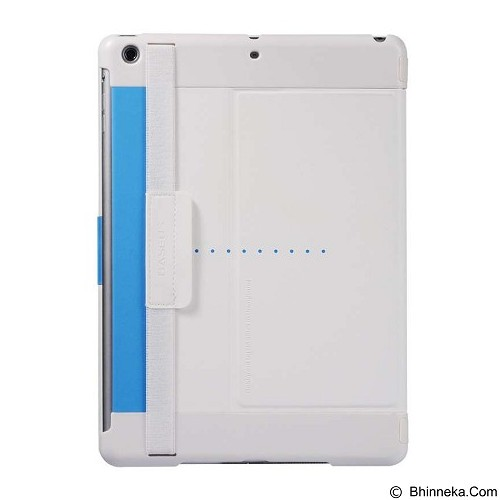 BASEUS Nappa Case Apple iPad Air [LTAPIPAD5-TS02] - White - Casing Tablet / Case