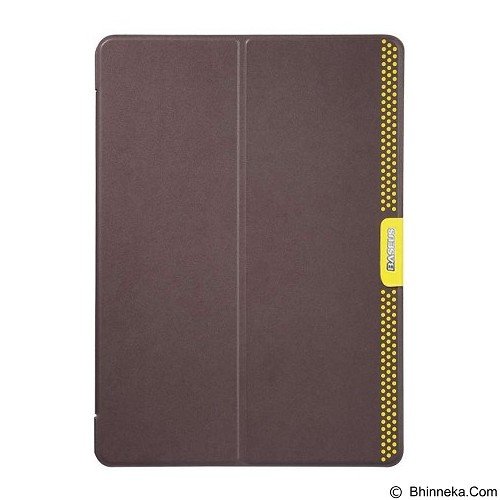 BASEUS Nappa Case Apple iPad Air [LTAPIPAD5-TS08] - Brown - Casing Tablet / Case
