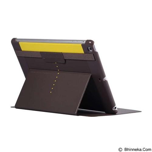 BASEUS Nappa Case Apple iPad Air [LTAPIPAD5-TS08] - Brown - Casing Tablet / Case