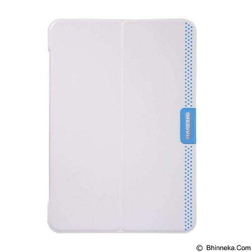 BASEUS Nappa Case Apple iPad Mini 1/2/3 [LTAPMINI2-TS02] - White - Casing Tablet / Case