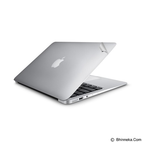 BASEUS Screen Protector Packages For MacBook Air 11 Inch - Silver (Merchant) - Notebook Skin
