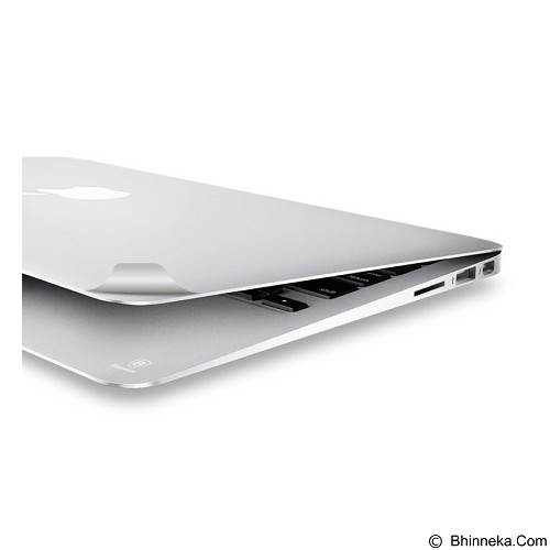 BASEUS Screen Protector Packages For MacBook Air 13 Inch - Silver (Merchant) - Notebook Skin