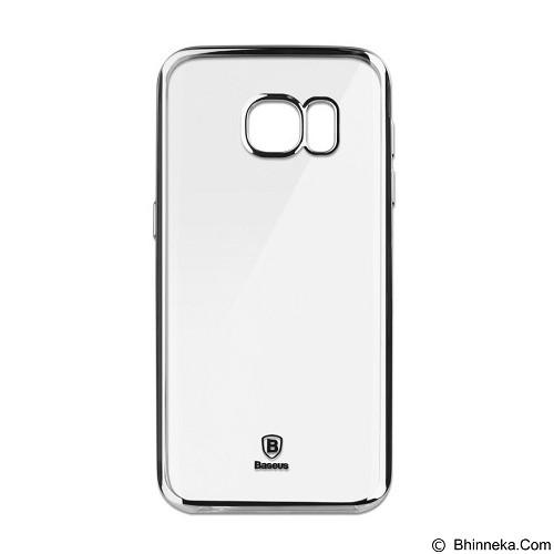 BASEUS Shining Case For Samsung Galaxy S7 - Black - Casing Handphone / Case