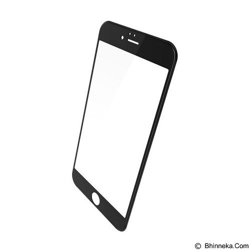 BASEUS Silk Printing 3D Anti Blue Light Soft Tempered Glass Film for iPhone 6 - Black (Merchant) - Screen Protector Handphone