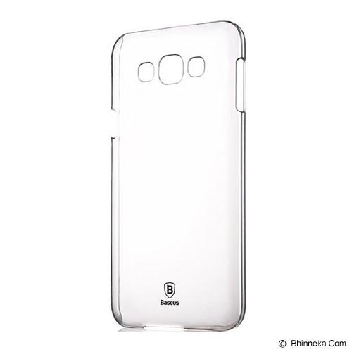 BASEUS Sky Case For Samsung Galaxy E7 e700 - Clear - Casing Handphone / Case