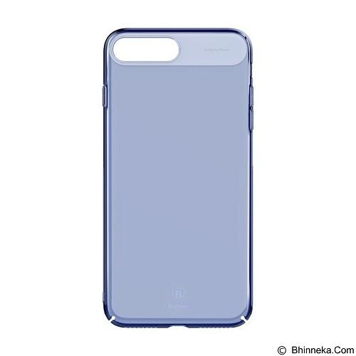 BASEUS Sky Case for Apple iPhone 7 Plus - Blue (Merchant) - Casing Handphone / Case