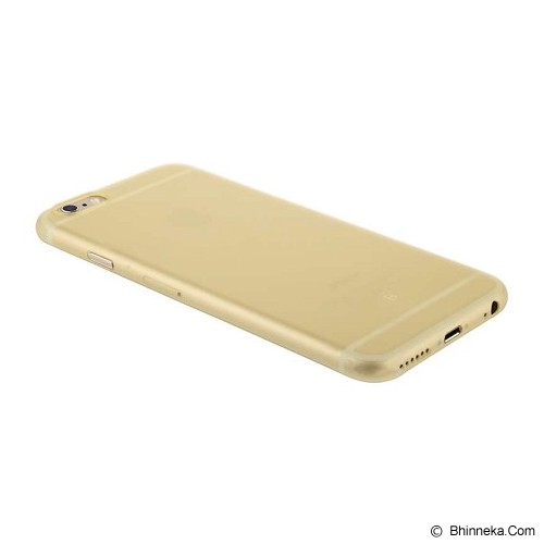 BASEUS Slender Series for Apple iPhone 6/6S - Gold - Casing Handphone / Case