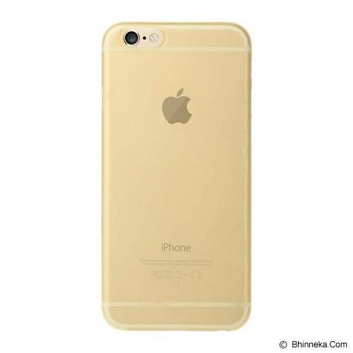BASEUS Slender Series for Apple iPhone 6/6S Plus - Gold - Casing Handphone / Case