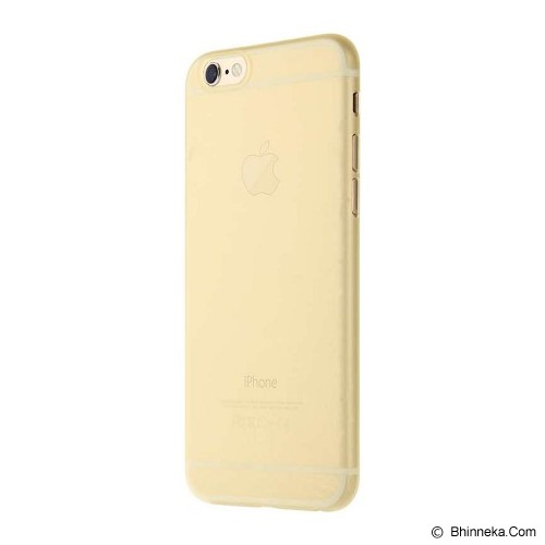 BASEUS Slender Series for Apple iPhone 6/6S Plus - Gold - Casing Handphone / Case