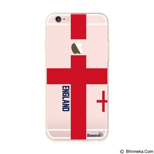 BASEUS Soccer Fans Series England for Apple iPhone 6/6s - Casing Handphone / Case