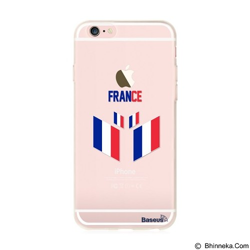 BASEUS Soccer Fans Series French for Apple iPhone 6/6s - Casing Handphone / Case