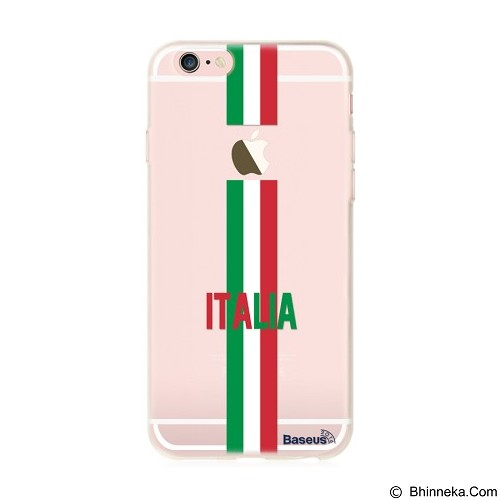 BASEUS Soccer Fans Series Italy for Apple iPhone 6/6s - Casing Handphone / Case