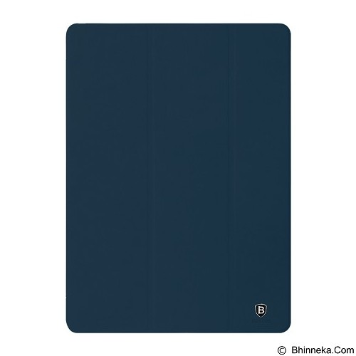 BASEUS Terse Leather Case For Apple iPad Pro 9.7 inch - Sapphire - Casing Tablet / Case