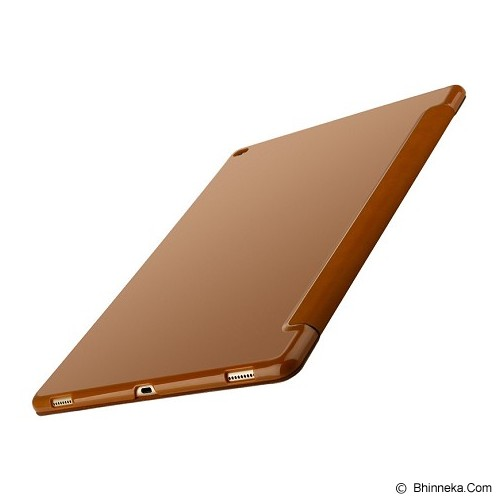 BASEUS Terse Series Leather Case For Apple iPad Pro - Brown - Casing Tablet / Case