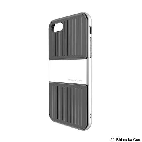 BASEUS Travel Case For Apple iPhone 7 - Silver (Merchant) - Casing Handphone / Case