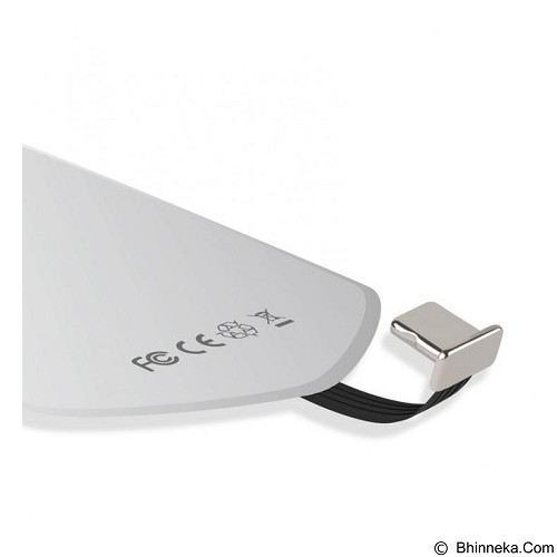 BASEUS Universal Lightning Apple Receiver Card - White (Merchant) - Gadget Activity Device