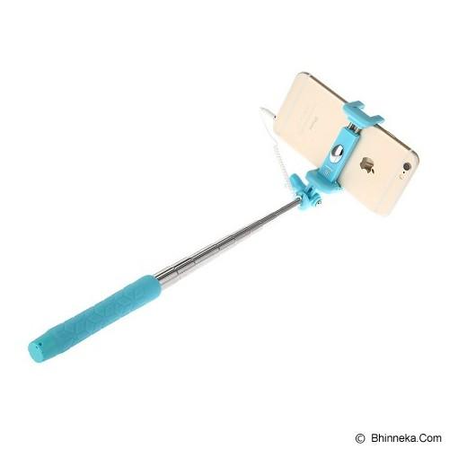 BASEUS View Series Selfie Stick - Blue - Gadget Monopod / Tongsis