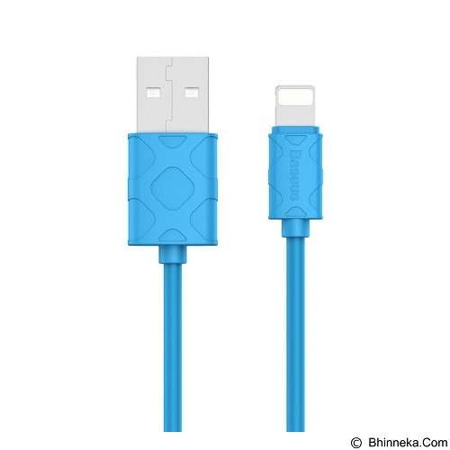 BASEUS Yaven Lightning Cable For Apple 1M - Sky Blue (Merchant) - Cable / Connector Usb