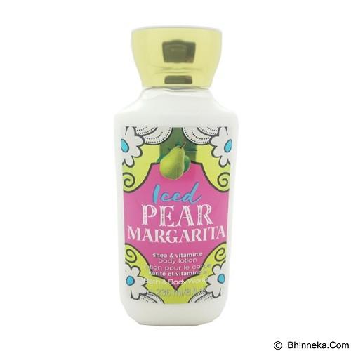 BATH & BODY WORKS Body Lotion Iced Pear Margarita - Body Lotion / Butter