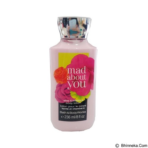 BATH & BODY WORKS Body Lotion Mad About You - Body Lotion / Butter
