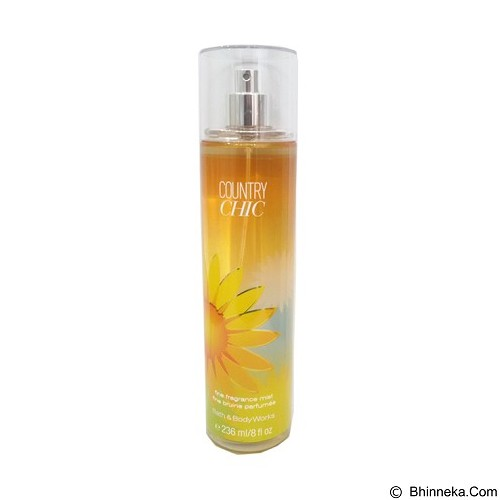 BATH & BODY WORKS Fine Country Chic - Body Spray untuk Wanita
