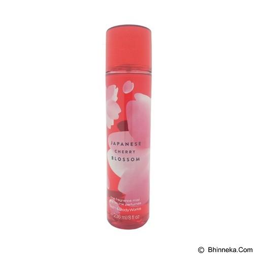 BATH & BODY WORKS Fine Japanese Cherry Blossom - Body Spray untuk Wanita