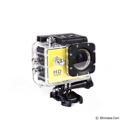 BCARE B-Cam X-1 - Kuning - Camcorder / Handycam Flash Memory