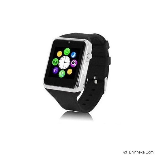 BCARE Smartwatch U10 for Android and iOS - Black - Smart Watches