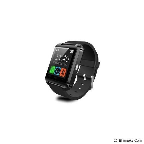 BCARE Smartwatch U8 - Black - Smart Watches