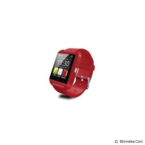 BCARE Smartwatch U8 - Red - Smart Watches